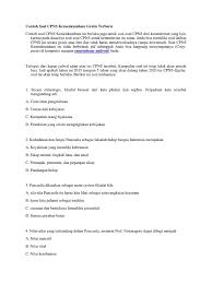 Kementerian pendayagunaan aparatur negara dan reformasi birokrasi menyebutkan pelaksanaan computer assisted test (cat) bagi calon pegawai negeri sipil atau cpns akan menyediakan soal yang komprehensif. Contoh Soal Tes Cpns 2015 Pdf Contoh Soal Terbaru