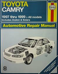 Toyota Camry Automotive Repair Manual: Models Covered : All Toyota ...