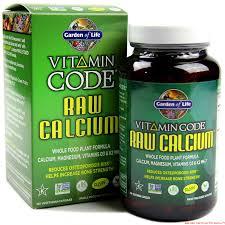 excellent performance garden of life raw calcium 120 veggie capsules sport athlete s health minerals zocwlvm9