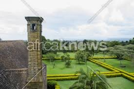 Aerial view of Lord Egerton Castle - African Stock Photos and Royalty-Free  images | Africa Knows