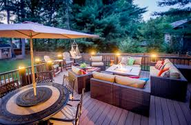 outdoor entertaining area construction in clifton park ny
