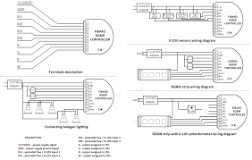 fib fgrgb en a png before installation ensure the voltage supply is disconnected connect fibaro rgbw controller according to wiring diagram