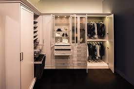 wardrobe system wall closet units system with dramatic lighting