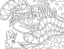 Small Picture 156 best Swear Word Coloring Pages images on Pinterest Coloring