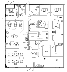 Beauty Salon Floor Plan Design Layout  3375 Square Foot  Future Floor Plans For Salons