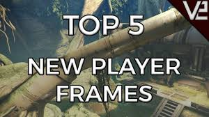 warframe top 5 new player frames in 2018