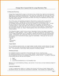 Startup Resume Example Best of Executive Summary Business Plan Resume Example Awesome Definition