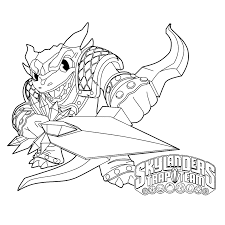 Small Picture Skylanders trap team coloring pages snap shot ColoringStar