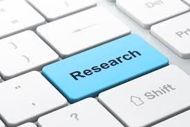 how to research a company before an interview api keyboard featuring the word research company