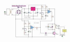 over under voltage protection circuit eleccircuit com over voltage and low voltage protection circuit