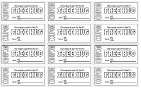 doc 500252 printable vouchers templates 11 coupon coupon templates printable 10 pdf documents hug printable vouchers templates
