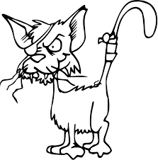 funny animal coloring pages