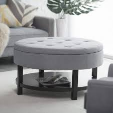 table chair upholstered coffee multi colored man round black leather navy pouf rectangular rage tufted small large circle brown mans square box furniture