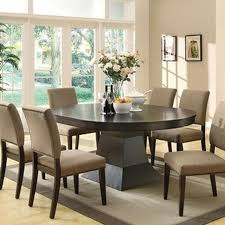 10 coaster company myrtle oval dining table on dining room tables oval