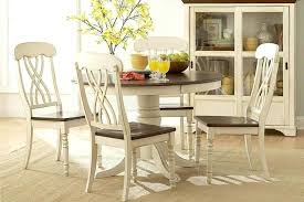 white farmhouse dining table round farmhouse table silo tree farm regarding dining ideas white round farmhouse dining table ana white farmhouse dining table