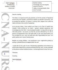 Cna Cover Letter Sample - The Best Letter Sample