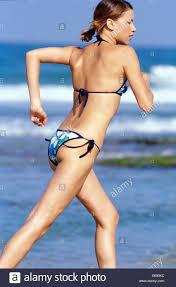 Brunette take off bikini