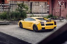 AG Luxury Wheels - Lamborghini Gallardo Forged Wheels
