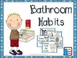 preschool bathroom signs. Procedures For The Bathroom Preschool Signs