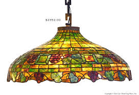 stained glass ceiling light shades new hanging fixtures vintage