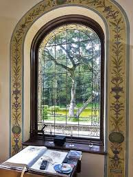 stained glass windows an amazing decorative feature in home interiors stained glass windows arched