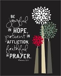 Faithful Christian Quotes Best Of Christian Quotes Sayings Be Joyful In Hope Collection Of Inspiring