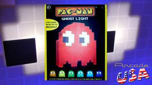 Paladone Pacman Ghost Light Pac Man Light Up Ghost