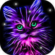 Backgrounds For Neon Animals Wallpaper Moving Backgrounds For Android Free