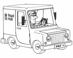 Small Picture Postman 43 Jobs Printable coloring pages