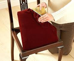 dining seat cover how