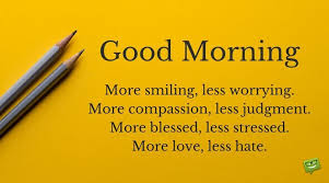 Good Morning And Smile Quotes Best of Uplifting Good Morning Quotes To Start On The Bright Side