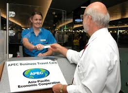 Landmark Agreement To Extend Apec Business Travel Card Announced