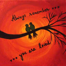 Inspiring Quotes About Love Magnificent Acrylic Painting Canvas Art Wall Decor On From PreethiArt