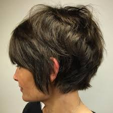 Pixie Cut Thick Hair Round Face Short Hairstyles Oval Face Thick