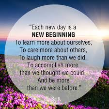 Beginning Of New Academic Year Quotes