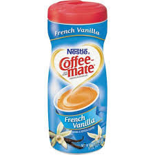 Powdered creamer for coffee beverages. Coffee Mate Powdered Non Dairy Creamer French Vanilla 15 Oz 3 Ct