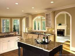 kitchen wall colors with white cabinets your design a house with fantastic trend kitchen wall color