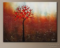 dreamy nature abstract art painting image by carmen guedez