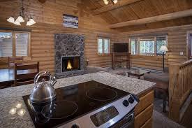 3 bedroom luxury log homes