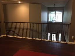 metal baers for staircases wrought iron spindles indoor replace wood spindles with wrought iron baers