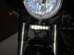 Harley Davidson Light Bar Led Light Bar On Street Glide Harley Davidson Forums