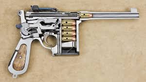 Image result for broomhandle mauser