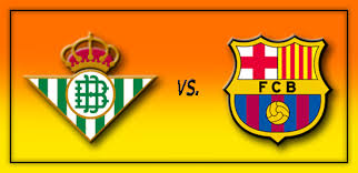 Resultat d'imatges de LOGOS R BETIS VS FC  BARCELONA