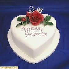 Birthday Cake Name Images Generator Online Free