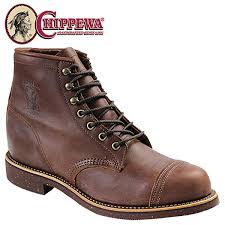 chippewa 6 inch cap toe boot