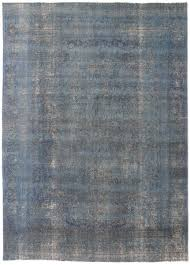 overdyed and patchwork rug gallery grey overdyed rug hand knotted in stan