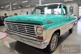 1967 Ford F-Series Specs F100 Trucks