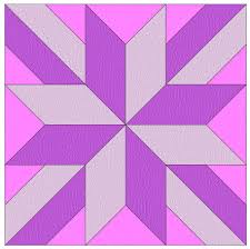 Imaginesque: Quilt Block 6: Pattern and Templates & free quilt block pattern and template Adamdwight.com