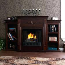 fireplace gel insert alcohol gel fireplace with faux log insert holly martin bookcases espresso wish