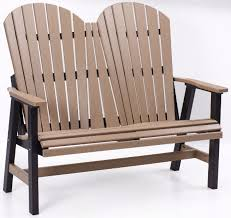back home furniture. Comfo-Back Love Seat / Bench Back Home Furniture